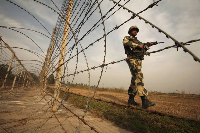 India resorts to unprovoked firing in Kelar sector