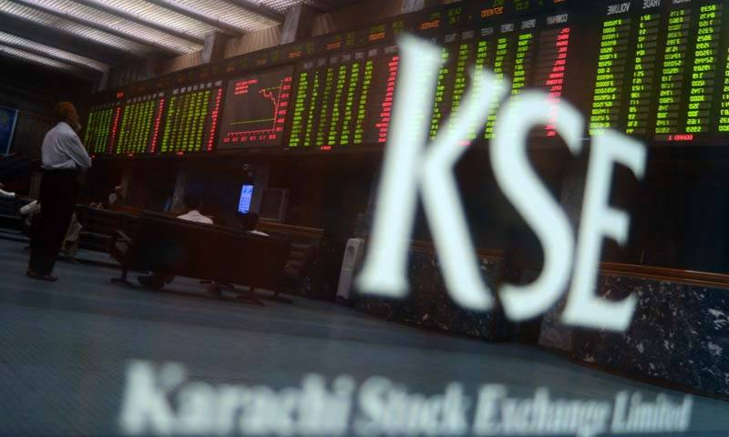KSE-100 plunges over 1,000 points in intra-day trading