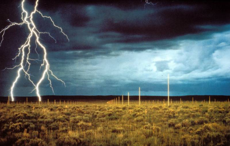 Lightning kills 22 in India's Andhra Pradesh