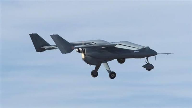 Pakistan-made Burraq drone kills three terrorists in Shawal