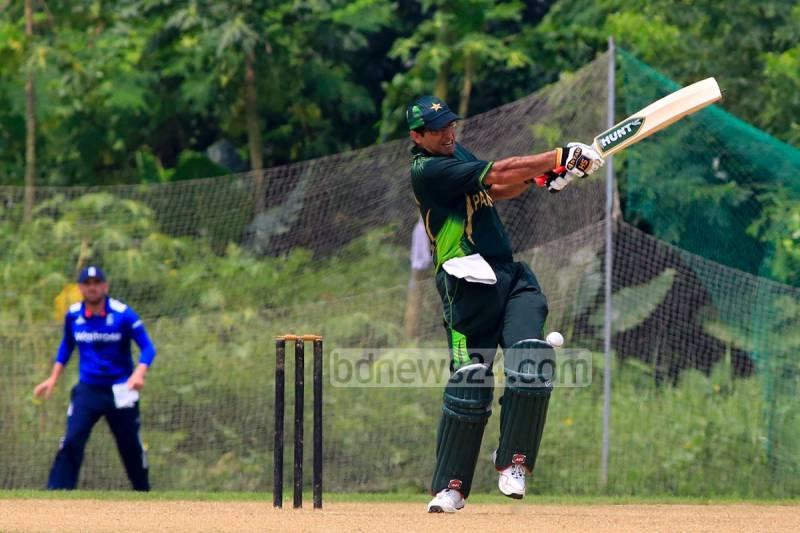Pakistan thrash India in ICRC T20