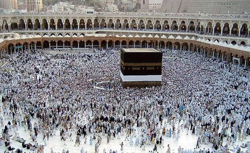 13 Pakistani Hajj pilgrims die in Saudi Arabia