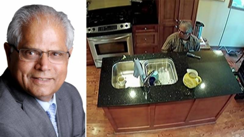 Canadian politician caught urinating in coffee cup