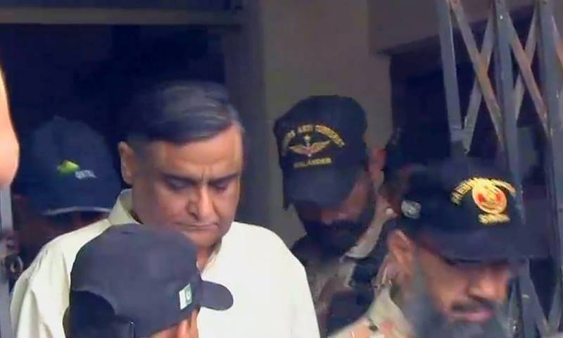 Dr Asim Hussain confesses to sheltering MQM's target killers