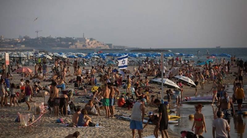 Israel's population reaches 8.4 million people