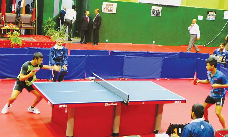 Pakistan to participate in Asian Table Tennis Championship