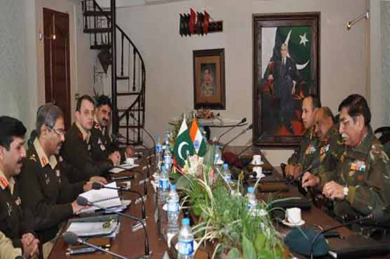 Punjab Rangers, Indian BSF heads to meet in New Delhi on Wednesday
