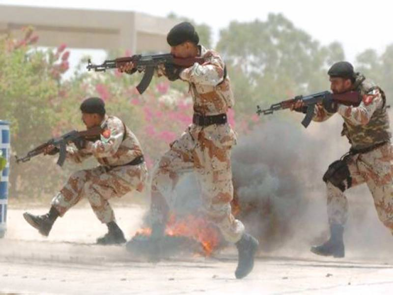Rangers officer martyred in clash with dacoits