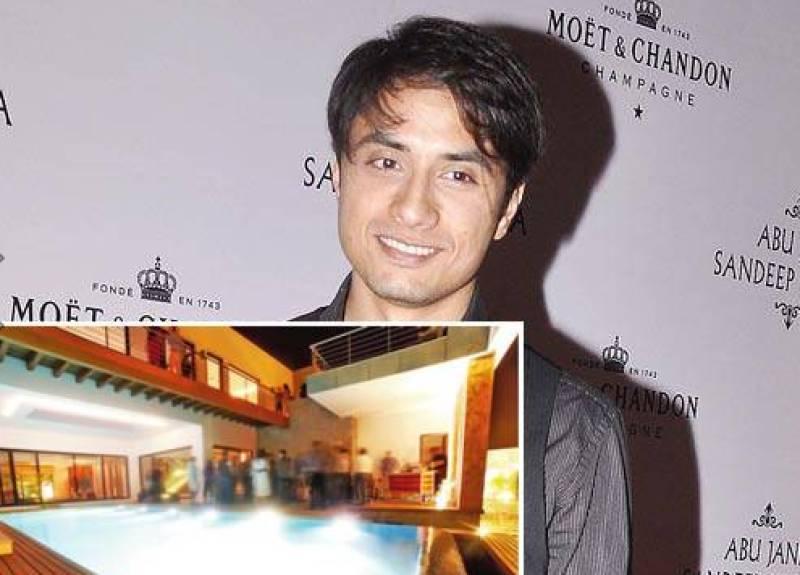 Ali Zafar gifts his wife a 'villa'
