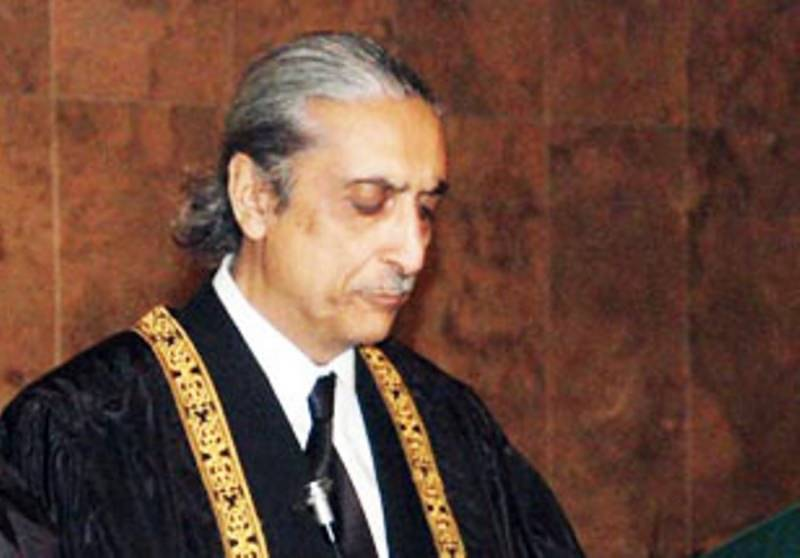 Chief Justice Jawwad S Khawaja to retire today
