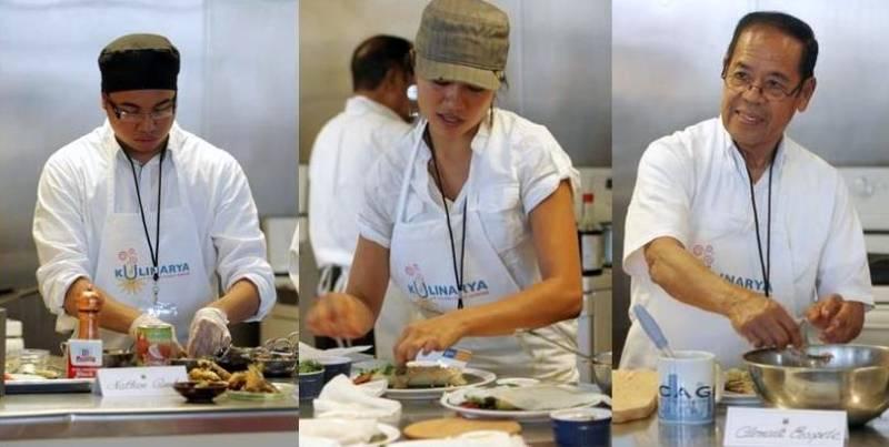 Filipinos capture world's cooking market