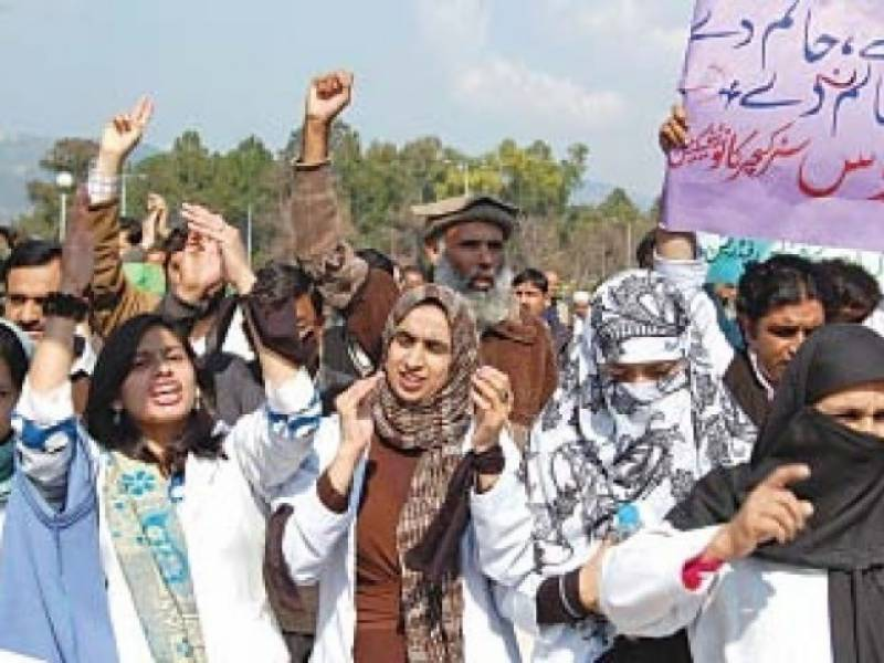 Govt restores risk allowance of Islamabad doctors