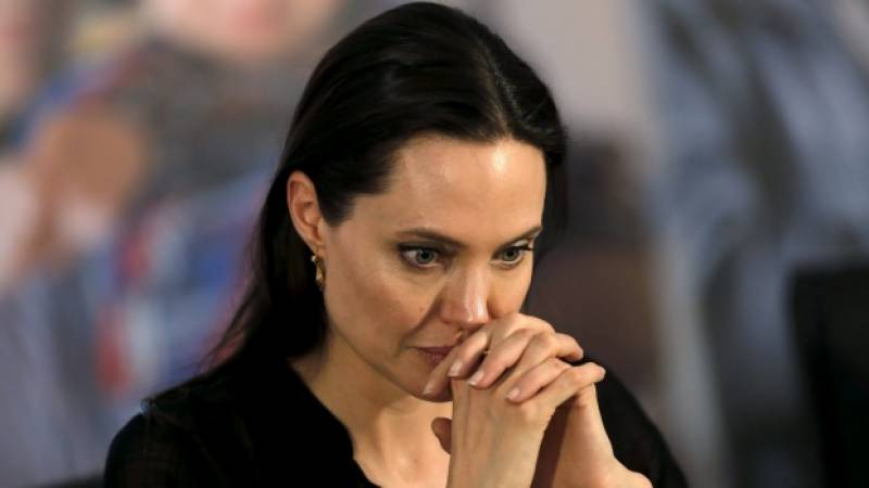 IS terrorists raping thousands under 'war policy': Angelina Jolie