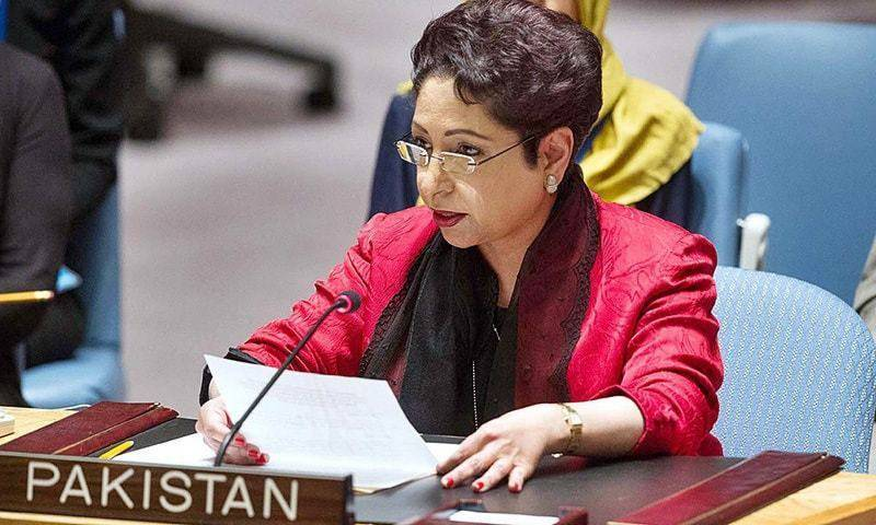 Maleeha calls for gearing up to implement new global development, refugee crisis