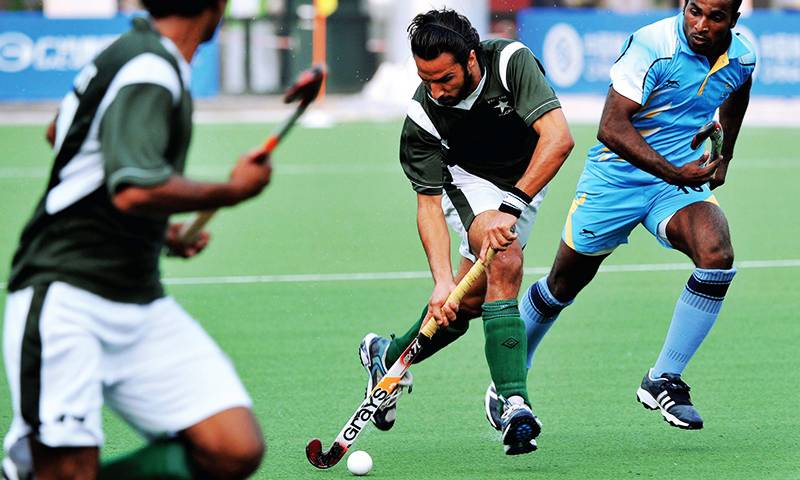 Pakistan clicked at India's first Hockey pro league