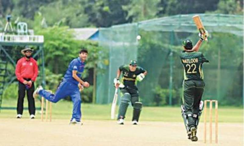 Pakistan to meet England in ICRC Int'l T20 final