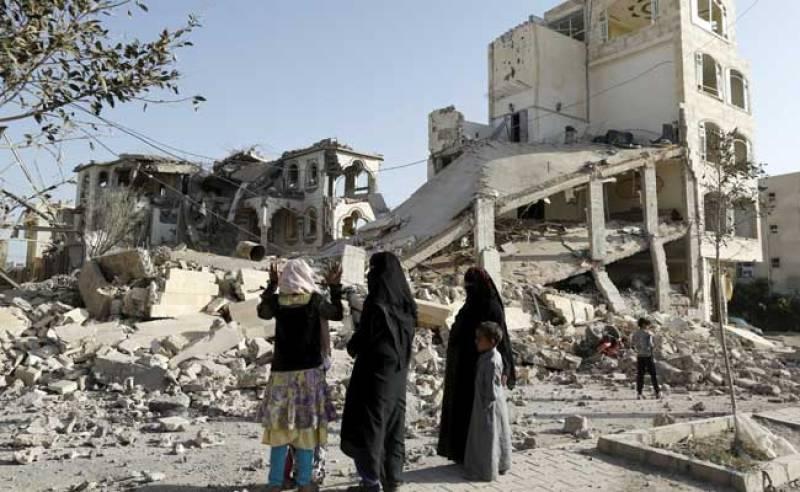 Seven Indians killed in Yemen air strikes