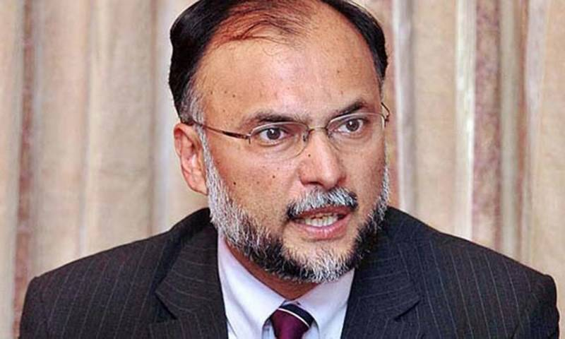 Western route of CPEC to benefit remote areas: Ahsan Iqbal