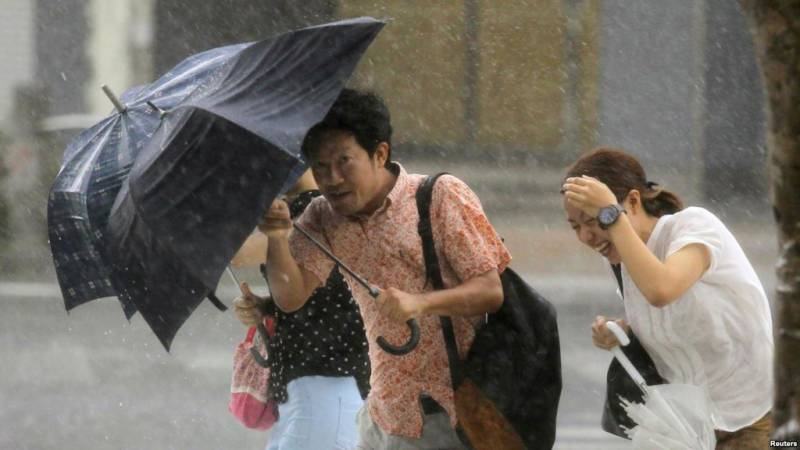 Severe flooding force mass evacuation in Japan