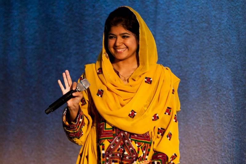 Meet the brave Pakistani woman working to end honour killings in her village