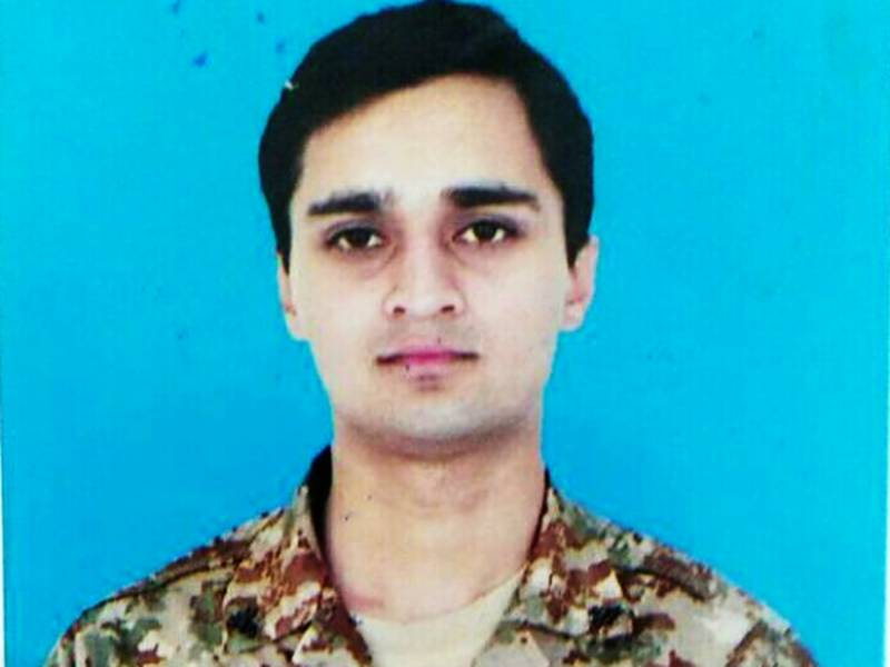 Captain Isfand Yar laid to rest in Attock amid tears