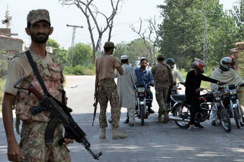 FIA records statements of Badaber base attack witnesses