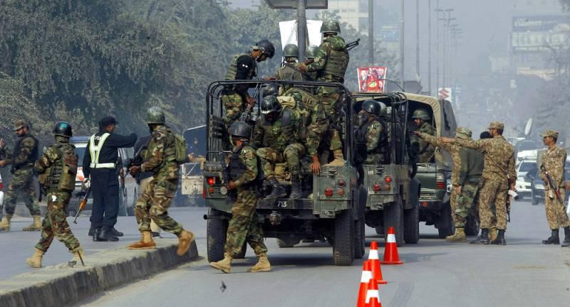 FIR registered over Badaber base attack