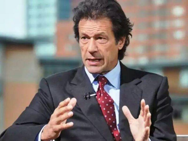 Imran starts re-election campaign