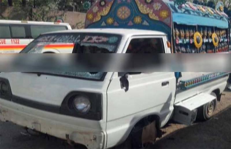 Owner of vehicle used in Badaber base attack arrested