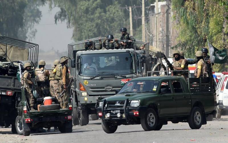 Pakistan pushes Afghanistan for action against TTP following Badaber attack