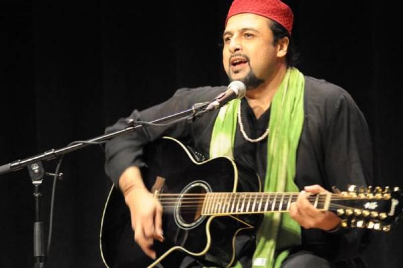 """Salman Ahmad debuts in Bollywood with movie """"Rhythm"""""""
