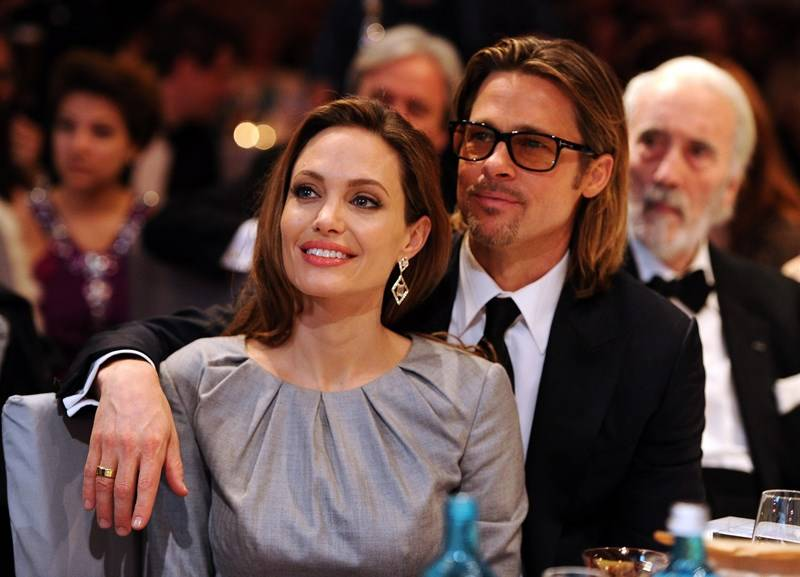 Angelina Jolie and Brad Pitt finalise plans to adopt Syrian orphan