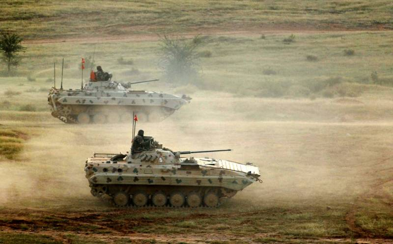 Indian army major killed during training exercise