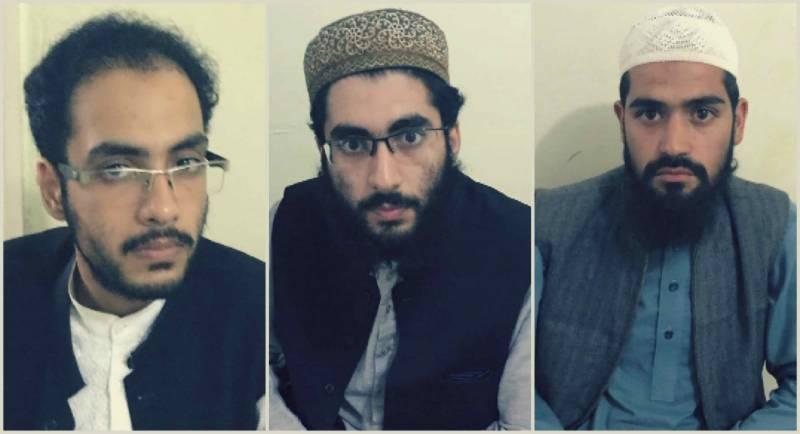 Two sons of Abdul Rasheed Ghazi arrested in Islamabad, weapons, military uniforms recovered