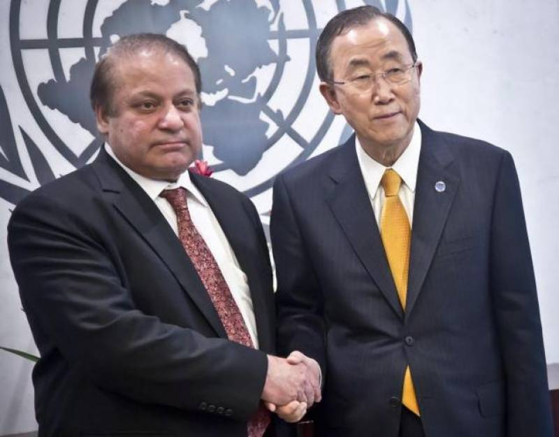 Pakistan raises issue of Indian ceasefire violations with UN Secretary General