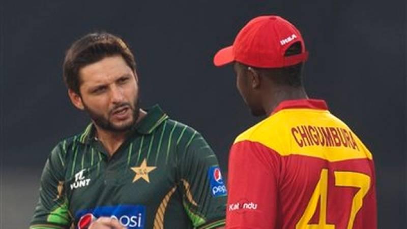 Pakistan, Zimbabwe first T20 game to begin at 4 pm