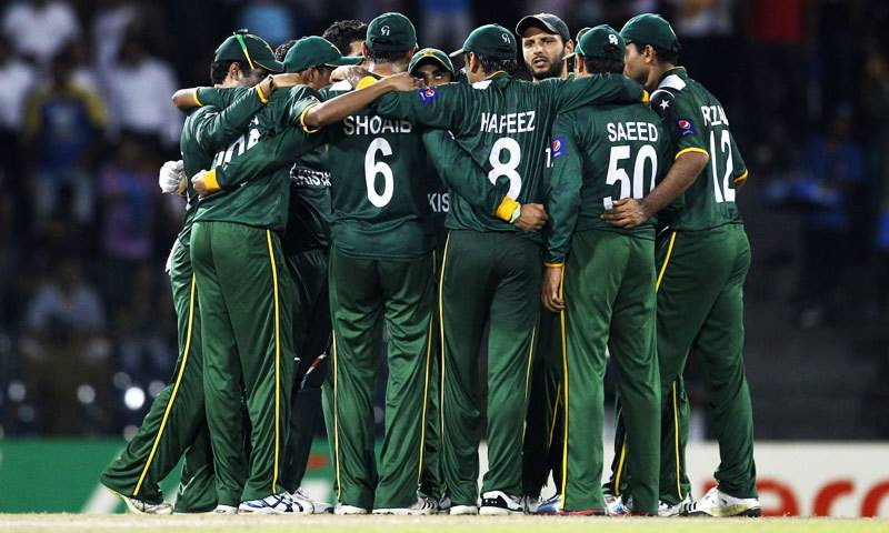 Sarfraz, Hafeez and Anwar not part of playing XI in first T20