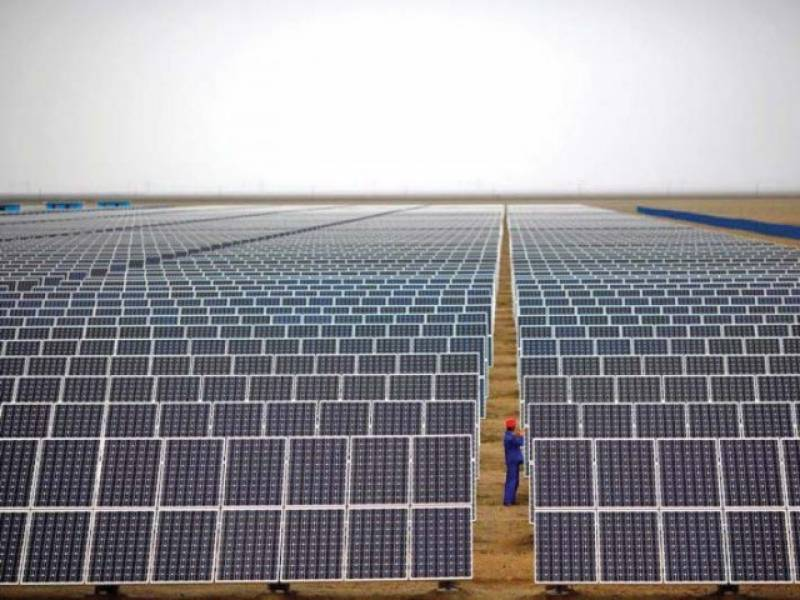 Sindh to establish five solar power projects