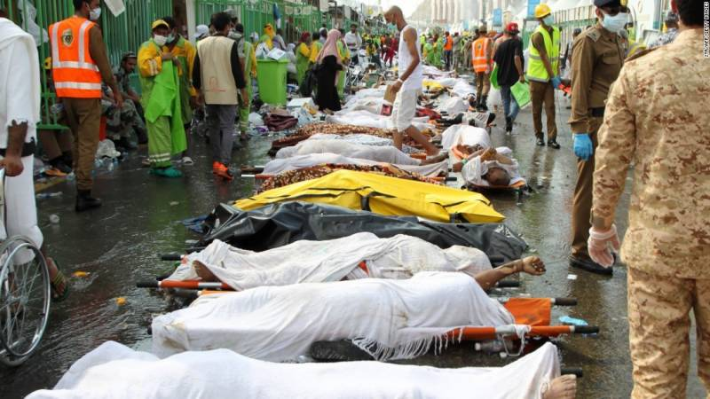 Why is Pakistan hiding the exact death toll of its Hajis killed in Mina stampede?