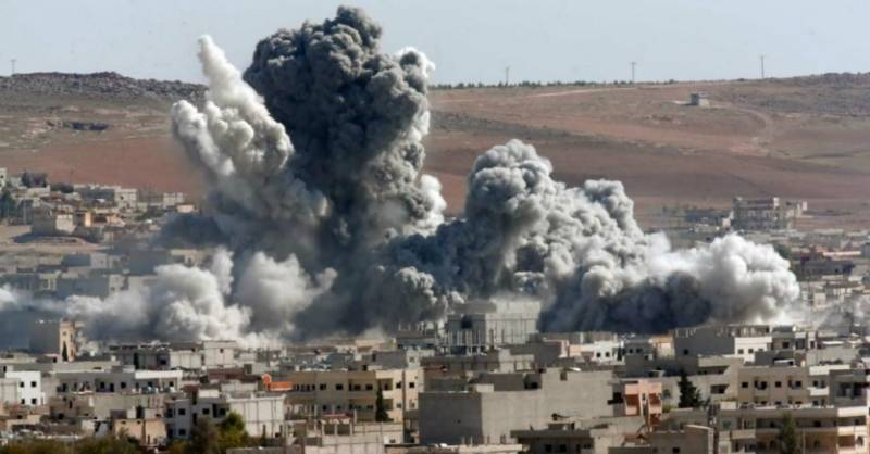 At least 27 killed including 6 children as Syrian forces carry strikes in Hams