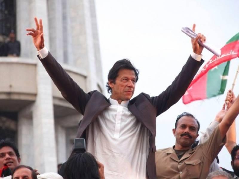 My contest is against Nawaz Sharif, not Ayaz Sadiq: Imran