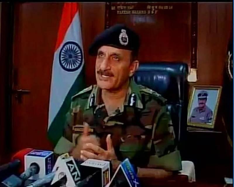 No wall being constructed along LoC, says Indian BSF's Rakesh Sharma