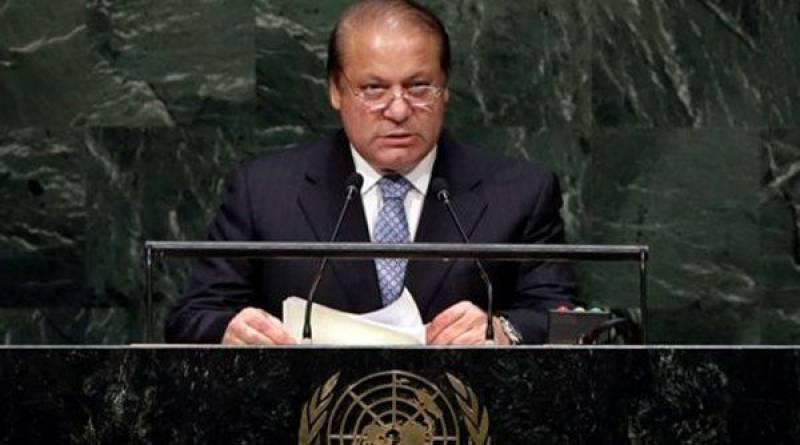 PM Nawaz addresses UNGA in English despite SC order