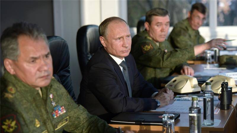 Russian Air Force to join fight in Syria