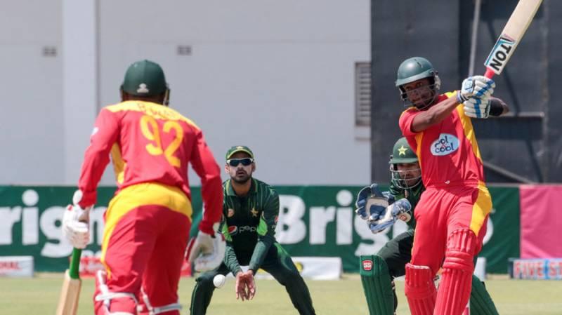 2nd ODI: Chibhabha leads Zimbabwe to 277 runs target against Pakistan