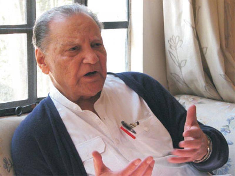 Allama Iqbal's son Javed Iqbal passes away at age of 91