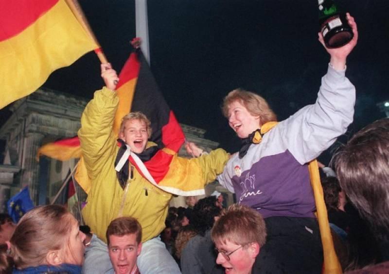 Germany celebrates 25 years of unity