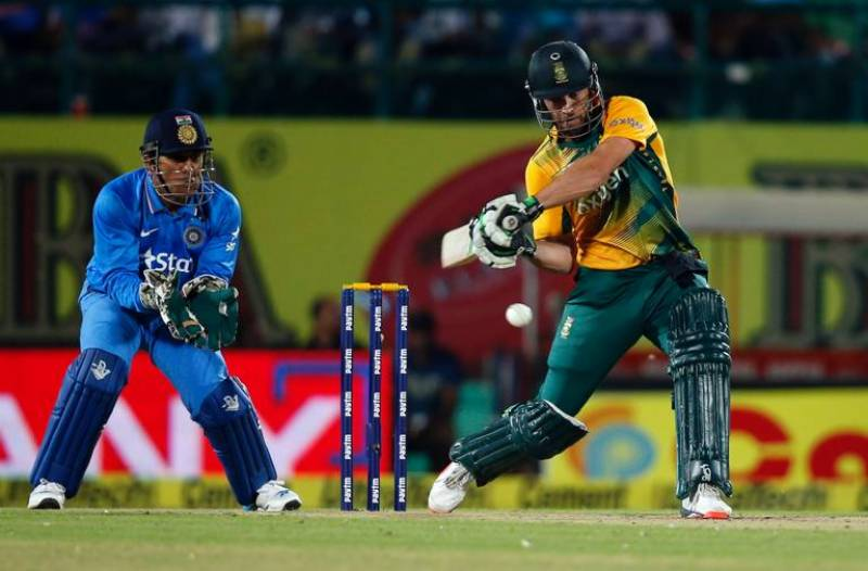 South Africa beat India by 7 wickets in 1st Twenty20