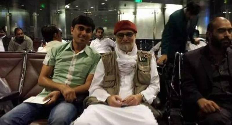 Zaid Hamid released by Saudi Arabia, back in Pakistan