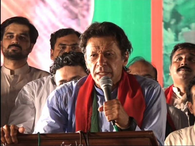 Imran challenges Nawaz to have a face-off with him in public